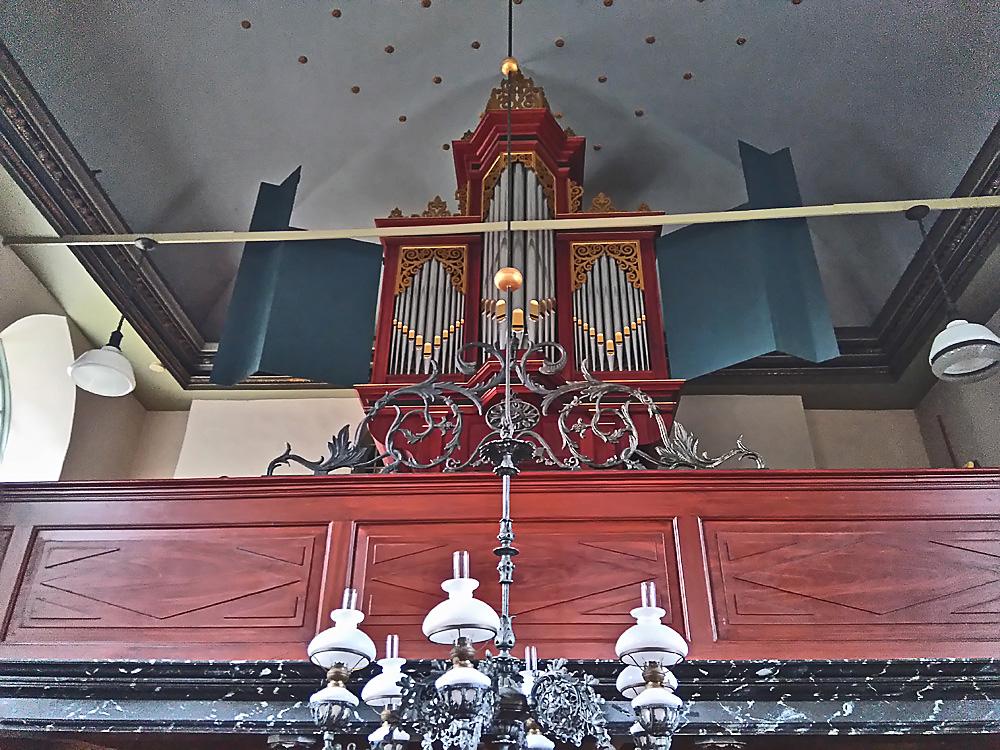 Orgelrestauratie Torenkerk Winsum | André Bolhuis
